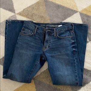 Old navy 28x30 bootcut jeans